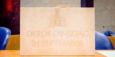 Rutte III presenteert eerste begroting