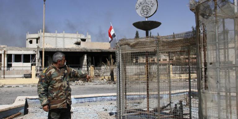 IS begroef duizenden mijnen bij Palmyra