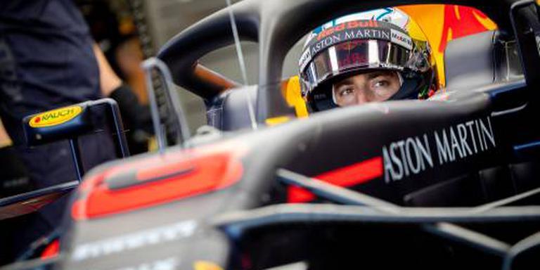 Ricciardo start achteraan op Hockenheimring