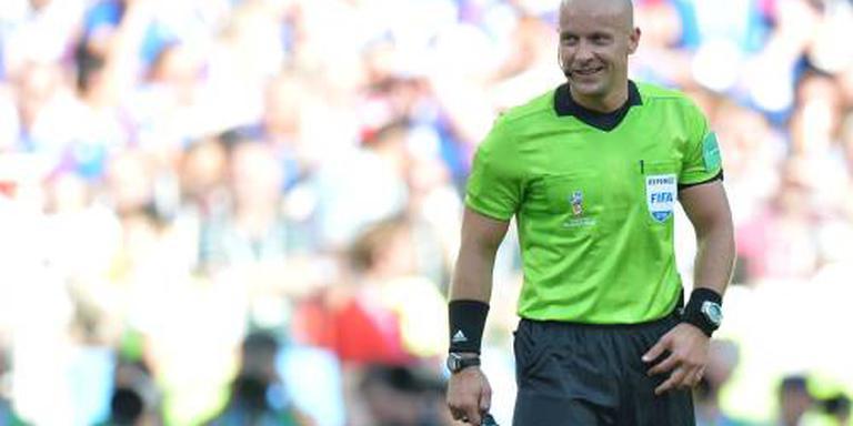 Skomina vervangende scheidsrechter bij Ajax
