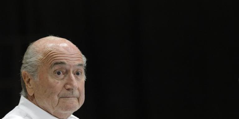 Poetin: Nobelprijs voor Vrede naar Blatter
