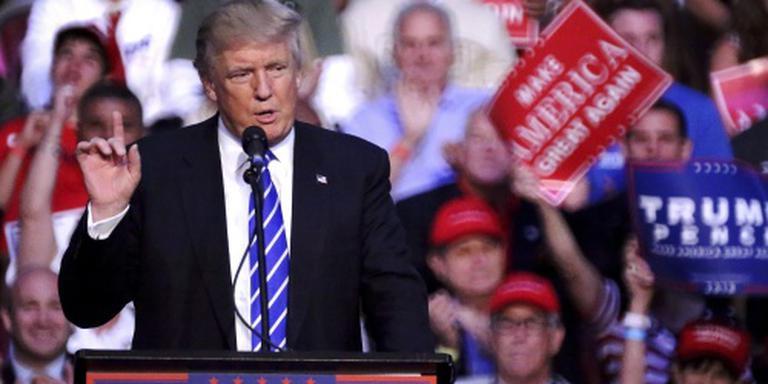Trump: nederlaag? Dan ga ik op vakantie