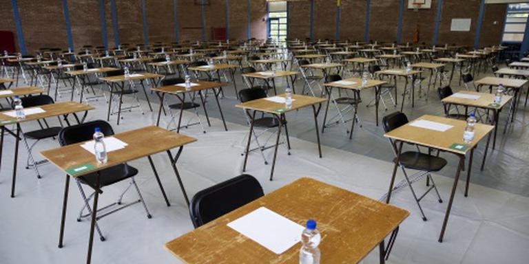 Leerlingen slagen toch na nakijkfout examen