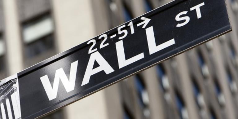 Wall Street kruipt richting nieuwe records