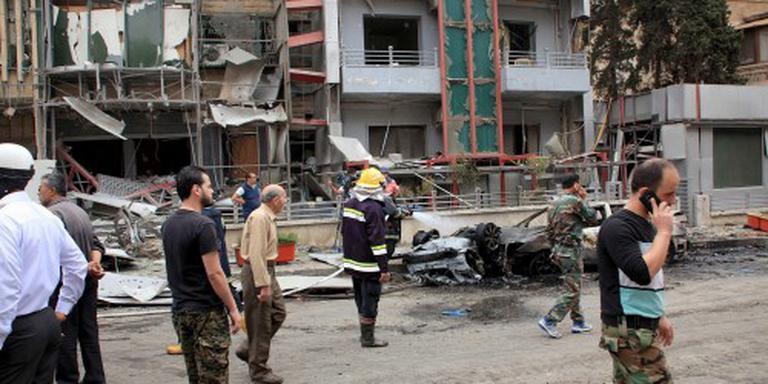 Luchtaanval op Aleppo eist 28 burgerlevens