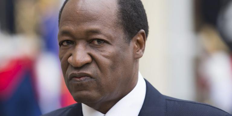 Oud-president verdacht van moord op president