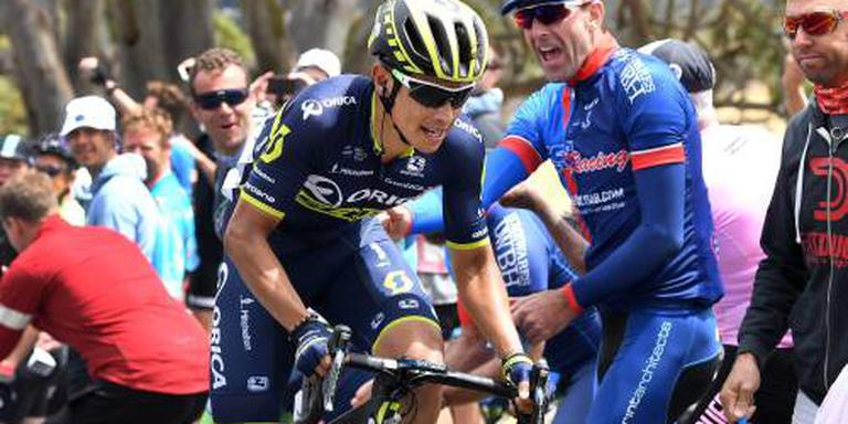 Wielrenner Chaves mist Ronde van Spanje