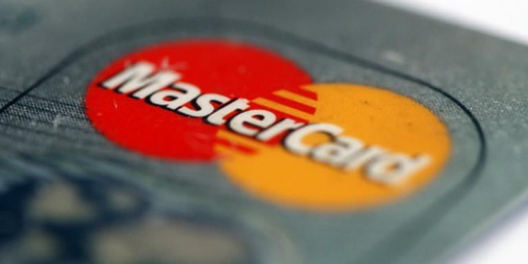Flink meer betalingen met pasjes MasterCard