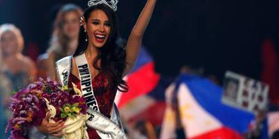 Filipijnse is nieuwe Miss Universe