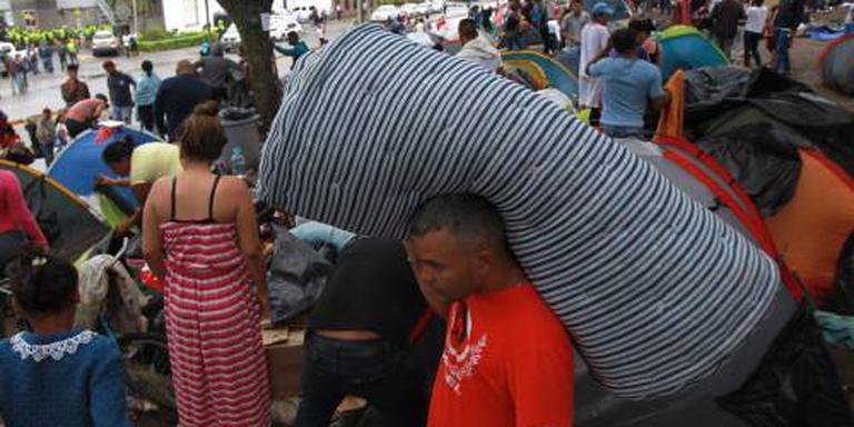 Noodtoestand Ecuador om vluchtende Venezolanen