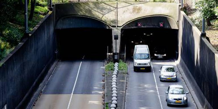 Eerste buis Maastunnel gerenoveerd
