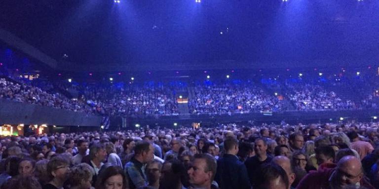 10.000 bezoekers in Ziggo Dome voor concert Hessel en Tess ...
