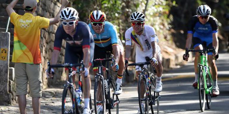 Belg Van Avermaet wint goud in wegwedstrijd