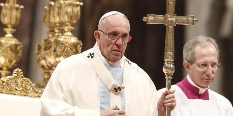 Paus roept op tot solidariteit