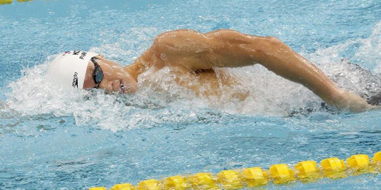 CAS geeft zwemmer Park vrij voor Rio 2016