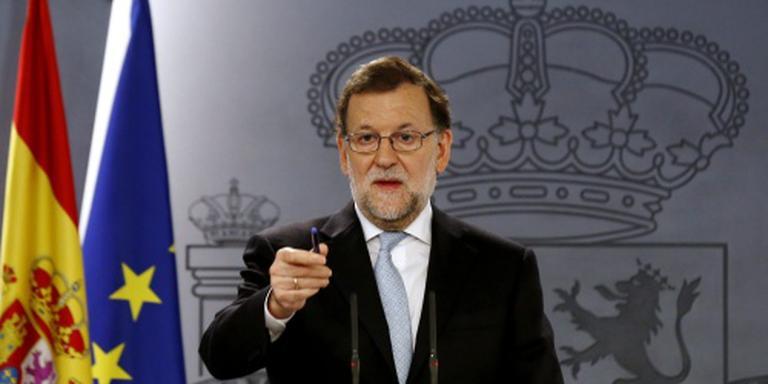 Rajoy wil regering van nationale eenheid