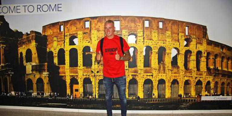 Karsdorp voelt zich als nieuw bij AS Roma