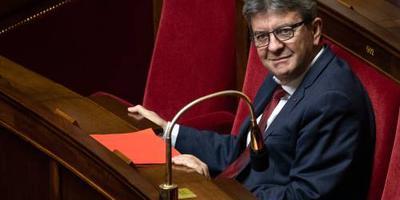 Huiszoeking bij linkse Franse leider