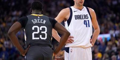 Dallas verbaast met ruime zege op Warriors