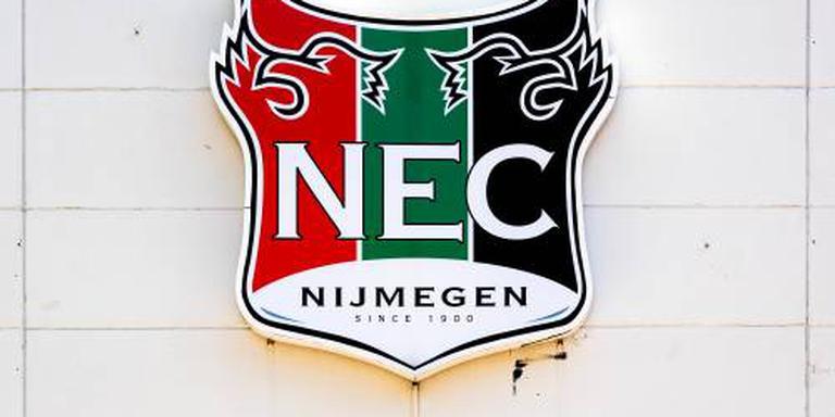 NEC voorlopig zonder Wolters