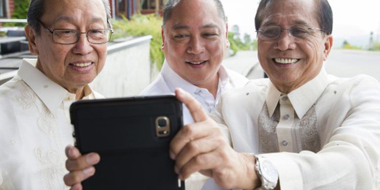 Vredesoverleg Filipijnen monter van start