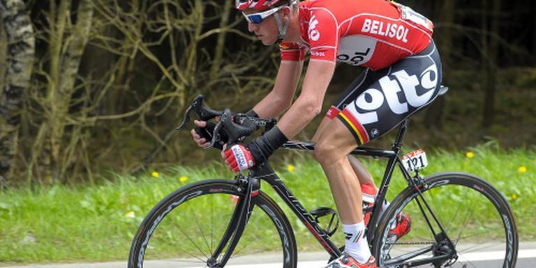 Belg Van den Broeck naar LottoNL-Jumbo