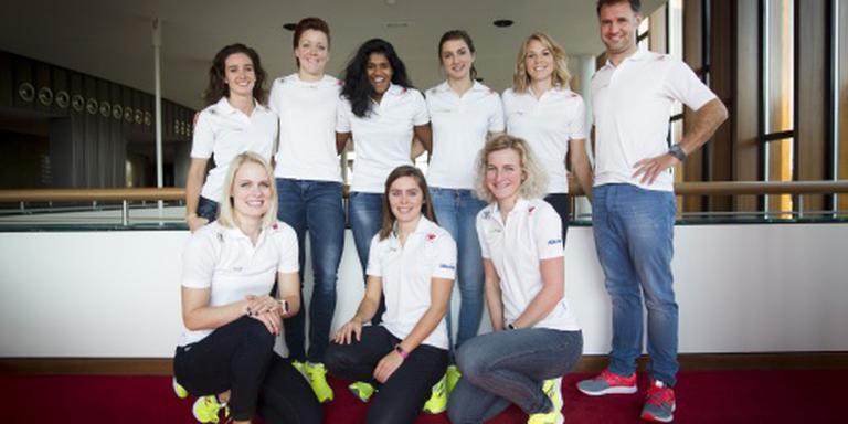 Afterpay blijft sponsor vrouwensprintploeg