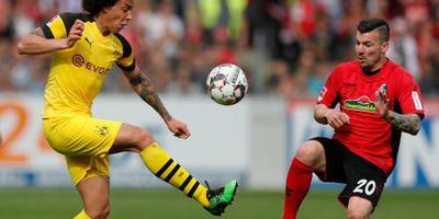 Borussia Dortmund blijft in spoor Bayern