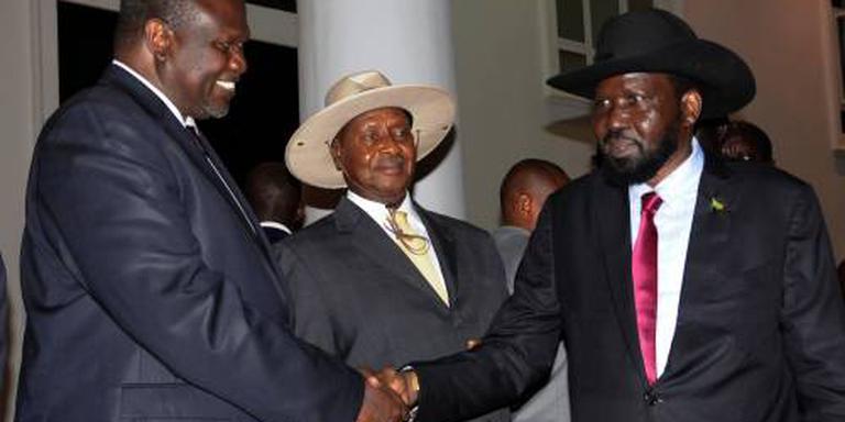 Akkoord over vrede Zuid-Soedan