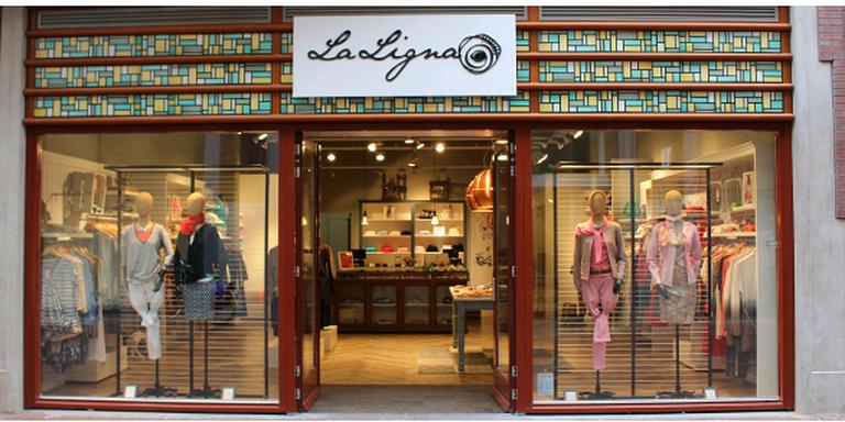 De La Ligna-winkel in Leeuwarden. FOTO WWW.LALIGNA.NL