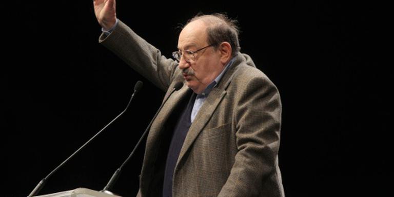 Umberto Eco was veel meer dan een schrijver
