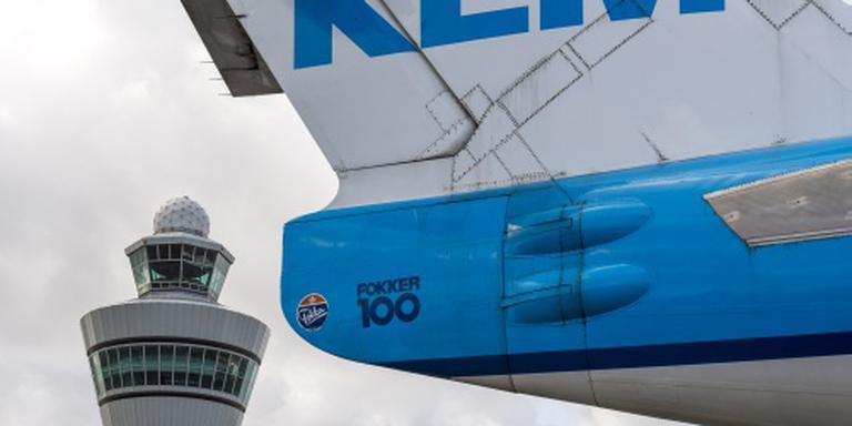 KLM-passagiers moeten zuurstofmaskers op