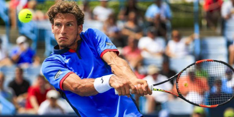 Carreno Busta wint Spaanse tennisfinale