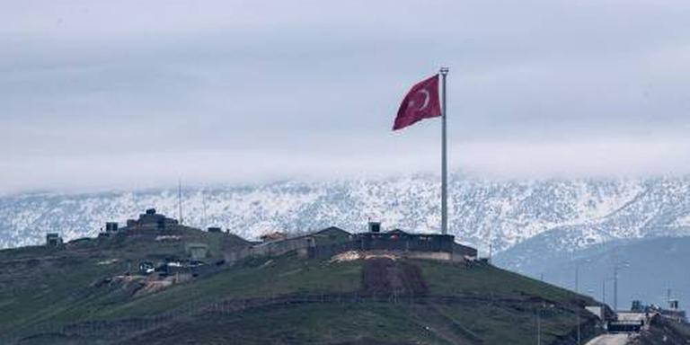 Turks leger omsingelt stad Afrin