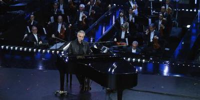 Andrea Bocelli komt naar Ziggo Dome
