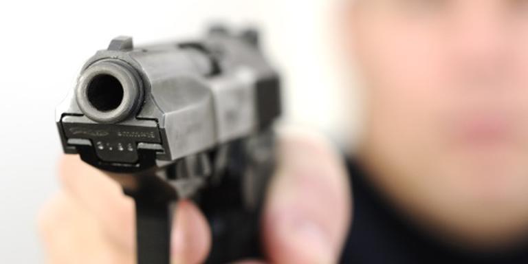 Verdachte gewond door schoten politie