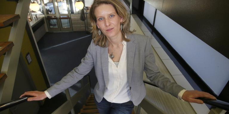 Maartje van der Weide: ,,Ik hoop op momentum.