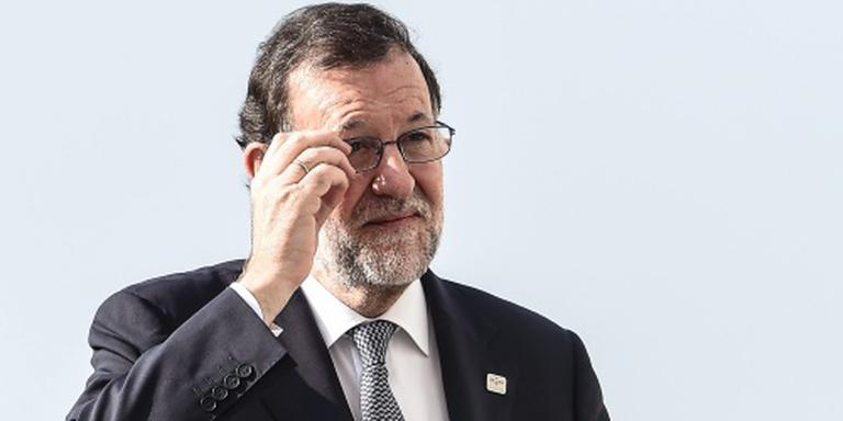 Muitende socialisten willen Rajoy kans gunnen