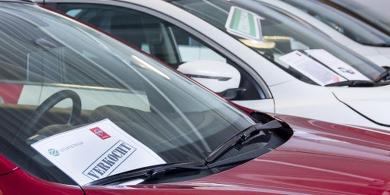 'Nederlandse automarkt onderaan in EU'