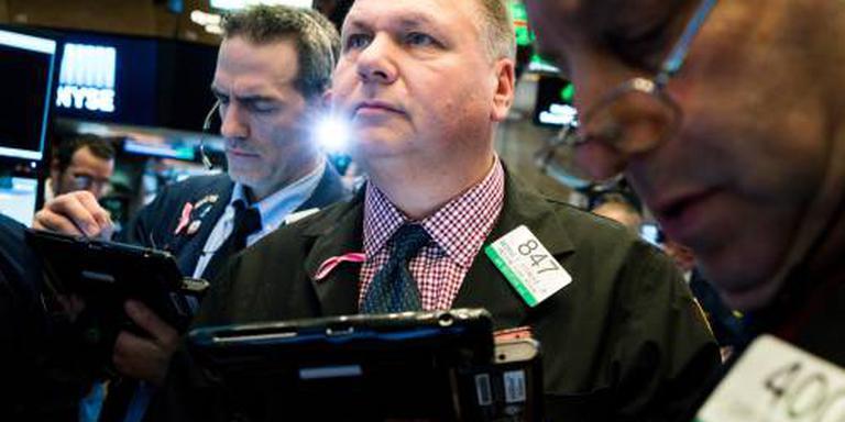 Wall Street schrikt van inflatiecijfers VS
