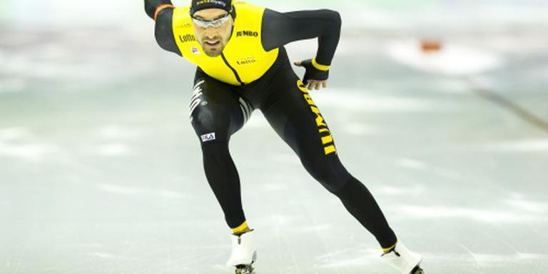 Nuis derde op 1500 meter in Stavanger