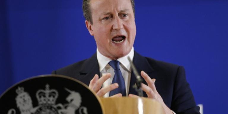 Cameron: Brits EU-referendum op 23 juni
