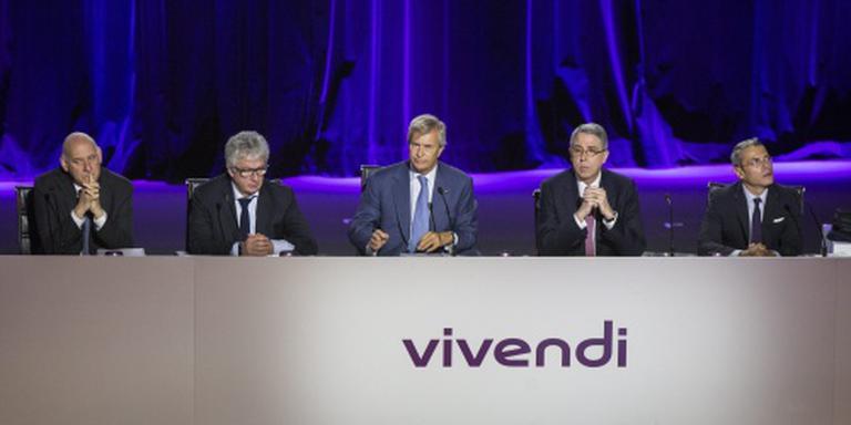 Vivendi gaat snijden in kosten Canal Plus