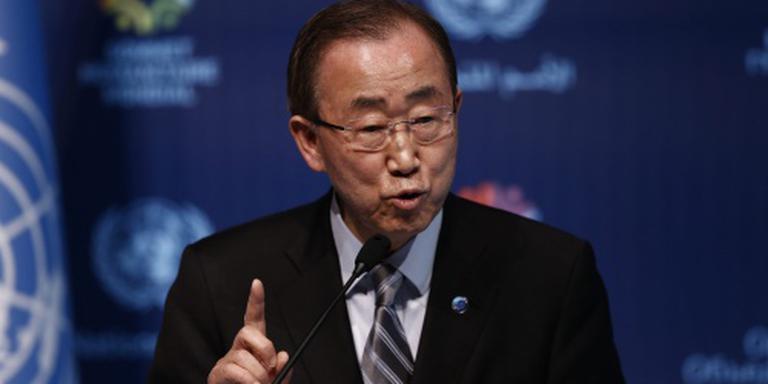VN heffen sancties Liberia op