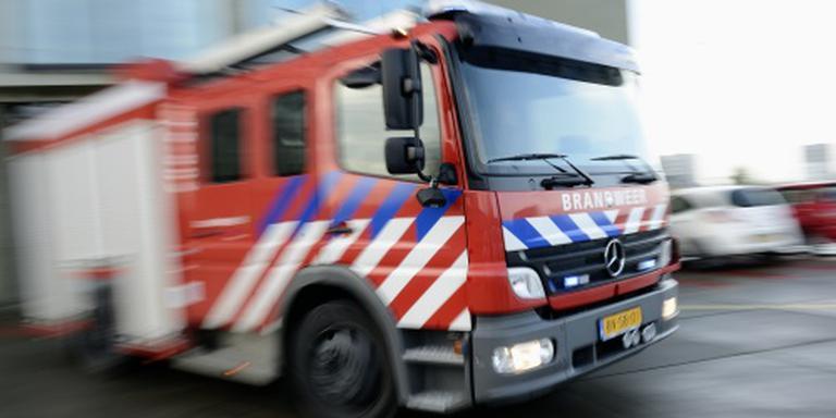Grote brand bij metaalbedrijf in Tilburg