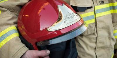 Grote brand met slachtoffers in Papendrecht