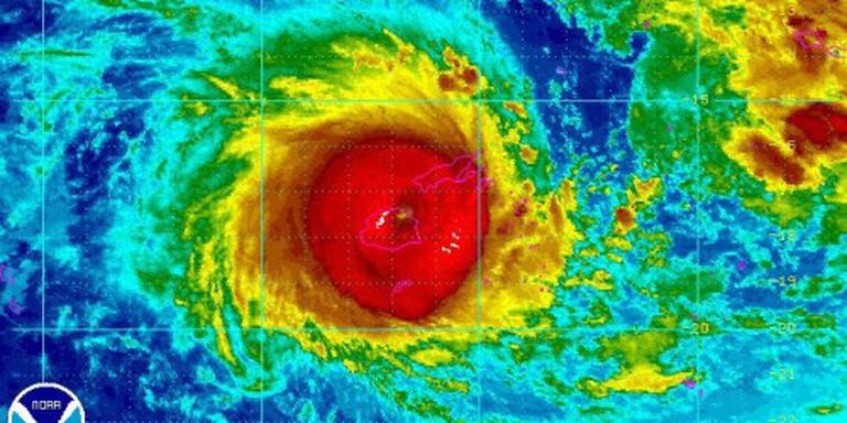 Winston richt grote vernielingen aan op Fiji