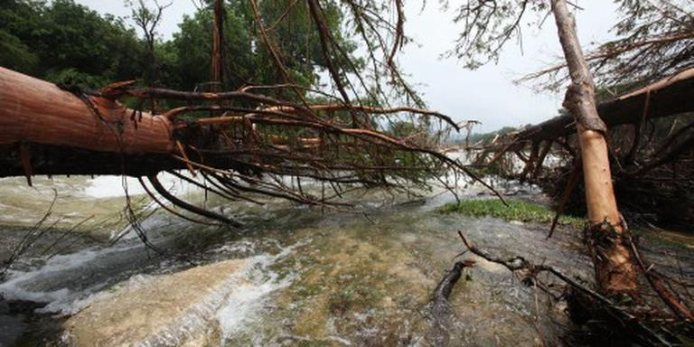 Noodtoestand na extreem weer Alabama