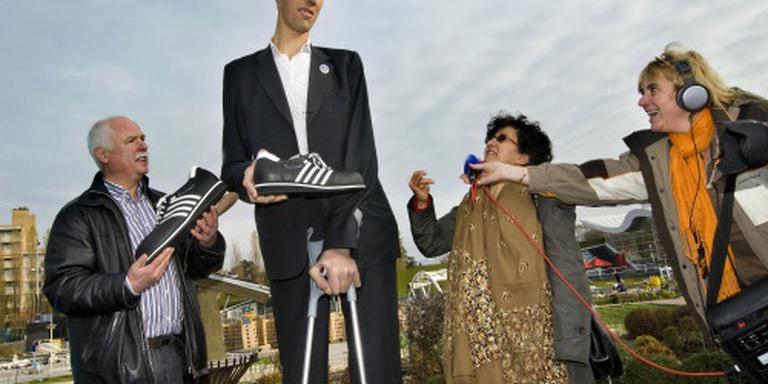 'Nederlandse man langste van de wereld'