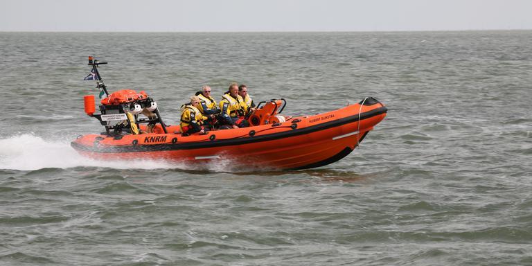 Reddingsboot Huibert Dijkstra. FOTO KNRM